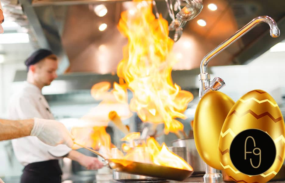 Ostern – Showcooking